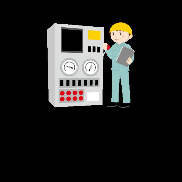 設備管理(下水処理施設)