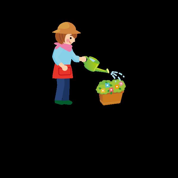 造園工・室内園芸職